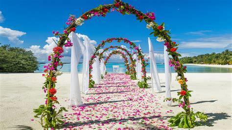 Your Dream Maldives Wedding Sheraton Resort