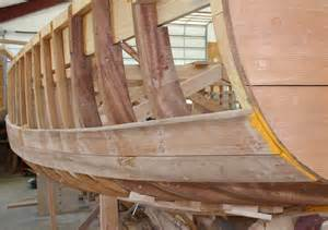 Building Wooden Boats