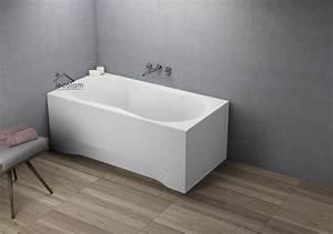 Acryl Badewanne Reinigen : badewanne wanne rechteck acryl 170 x 70 cm sch rze ~ Lizthompson.info Haus und Dekorationen