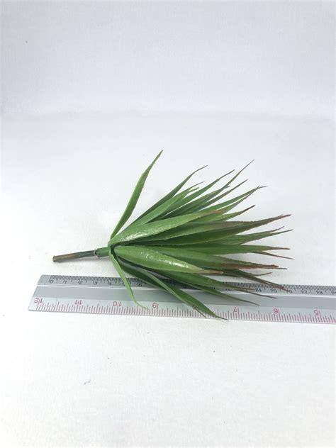 ใบไม้ปลอมตกแต่ง(เฉพาะหัวไม่รวมกระถาง) พืชปลอม Succulent ...