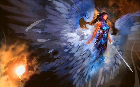 magic the gathering angel - HD Desktop Wallpapers | 4k HD