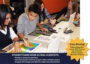 NASA - NASA Student Mars Project Wins Education Award