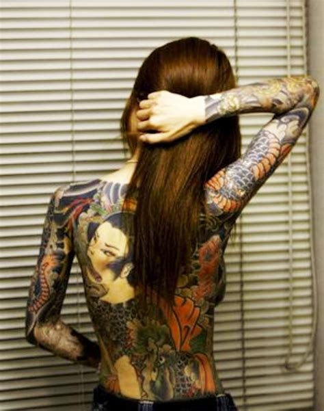 foto de Yakuza Tattoos Designs Ideas and Meaning Tattoos For You