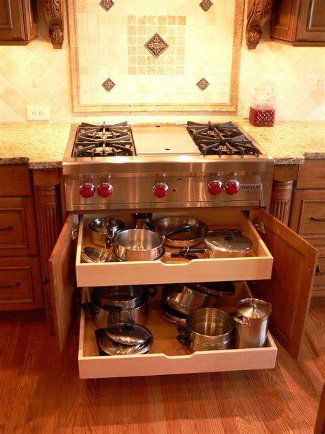 organizador de ollas organizadores cocina en