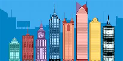 Skyscrapers Built Architecture Build Skyscraper Investigate Tinybop