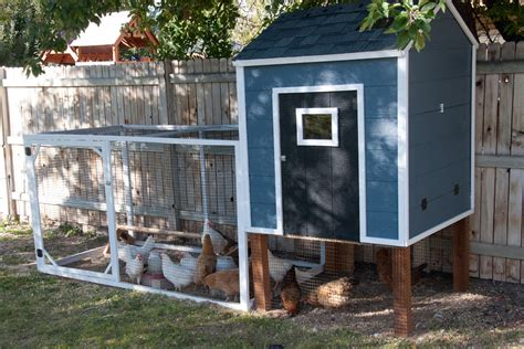 how do i make a chicken coop remodelaholic cute diy chicken coop with attached storage shed