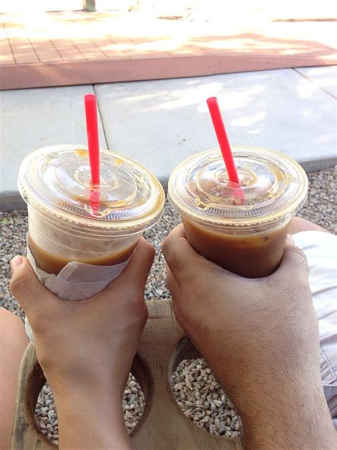 Coffee shop in gilbert, arizona. Sitting with my best friend outside on our favorite chair swing. - Yelp