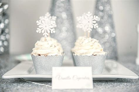 winter wonderland dessert table guest feature