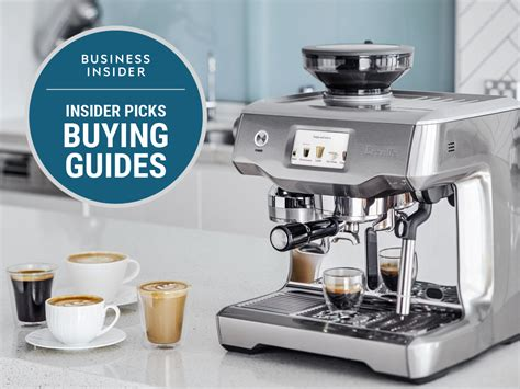 espresso machine wit the best espresso machines you can buy business insider