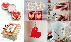 Last Minute Weihnachtsgeschenke Selber Machen : 15 last minute diy geschenke zum valentinstag f r eure liebsten ~ Orissabook.com Haus und Dekorationen