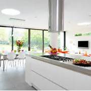 Open Plan Kitchen Designs Open Plan Kitchen Diner Kitchens Design Ideas Image