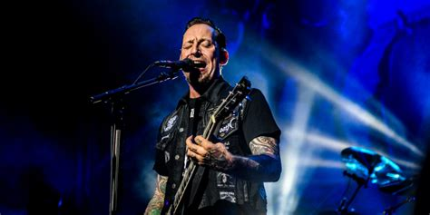 Volbeat live at Ford Amphitheatre at Coney Island