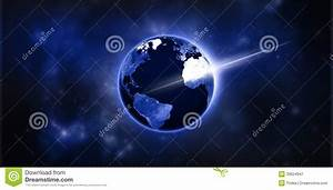 Lights On Earth Stock Photo - Image: 39624947