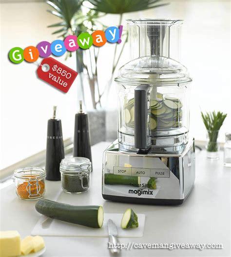 cuisine chauffant magimix magimix food processor giveaway