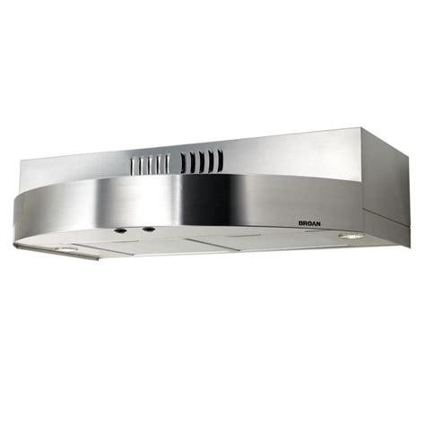 lowes under cabinet range hood shop broan undercabinet range hood stainless steel