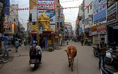 More lockdowns as India's COVID-19 surge hits southern ...