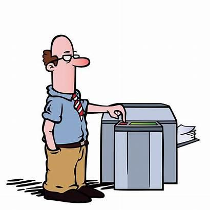 Copy Machine Photocopier Printer Scanner Employee Documents