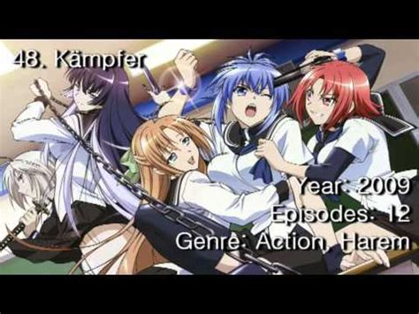 anime top 82 every anime i watched part 1