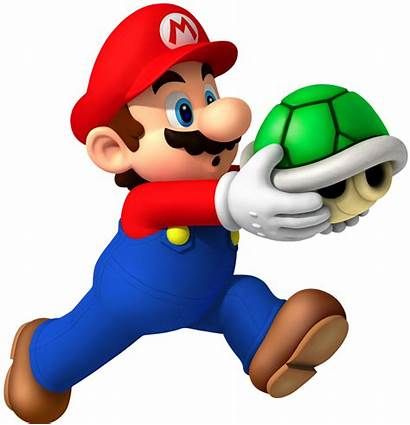 Mario Bros Shell Clip Clipart Transparent Wii