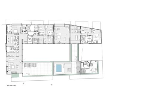 delightful apartment building layout gallery of conversion of doxiadis office building ati to