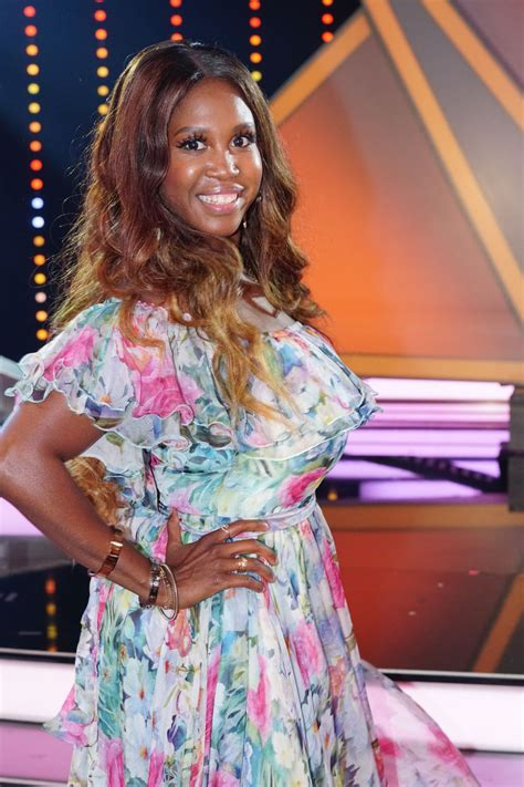 Motsi Mabuse Motsi Mabuse At Let S 5th Show In Cologne 04 21 2017 Hawtcelebs