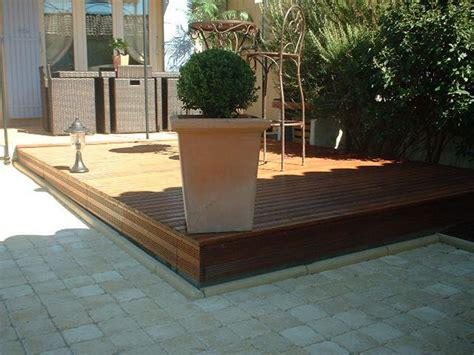 r 201 alisation de terrasse en pierre naturelle carrelage ou