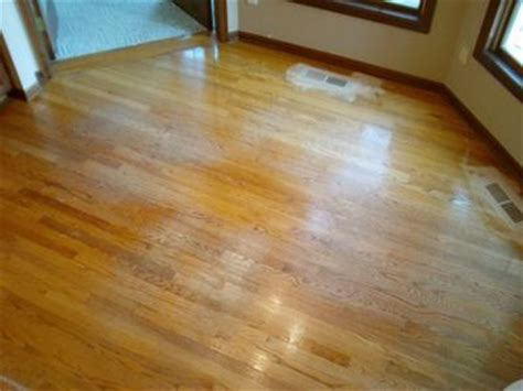 hardwood flooring zero voc refinish wood floors with low voc shademaker wood stain