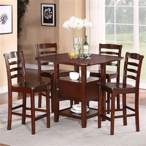 Dining Room. 10 casual design kitchen table set: Elegant