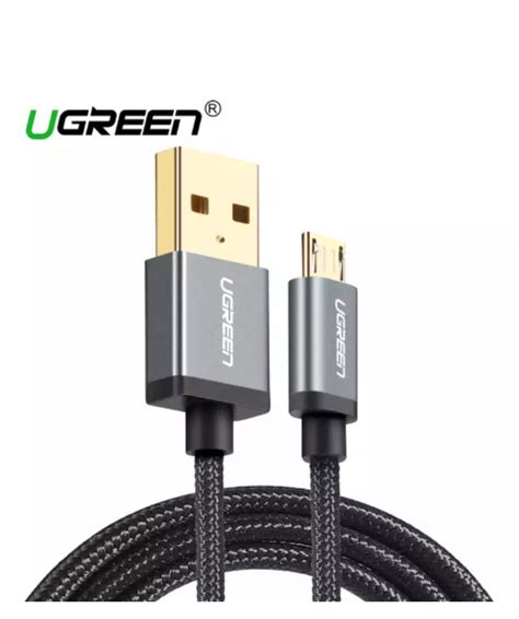ugreen original kabel data micro cerdasta