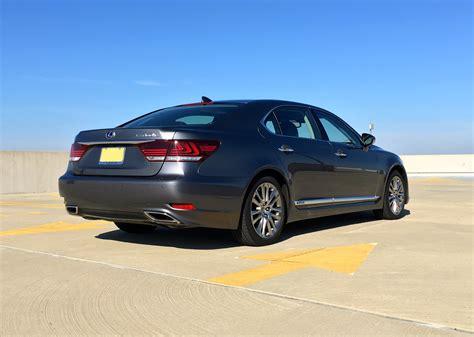 lexus ls 2016 2016 lexus ls 600h l review autonation drive automotive blog