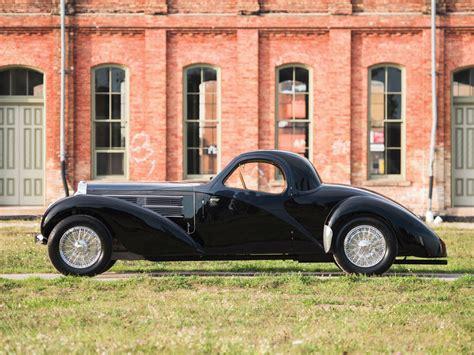 1937 bugatti type 57s atalante. Bugatti Type 57C Atalante - 1938