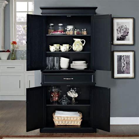 crosley parsons black storage cabinet cf bk  home