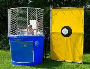 dunking booth rentals dunk tank