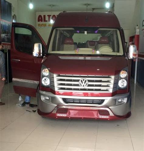 vw crafter tuning 2012 volkswagen crafter tuning bumper trim sport 3 buy in the shop of dd tuning