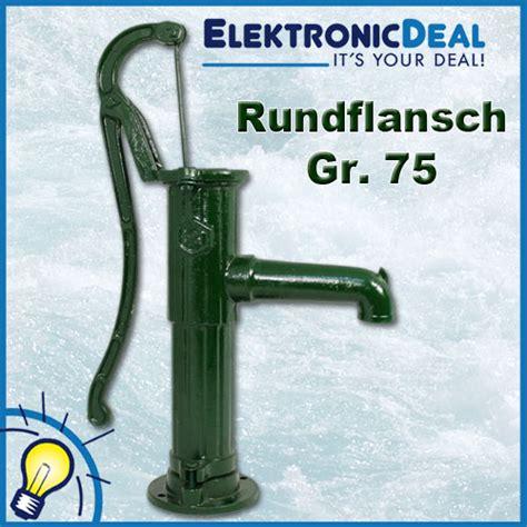 Schwengelpumpe Rundflansch Gartenpumpe Handpumpe Pumpe