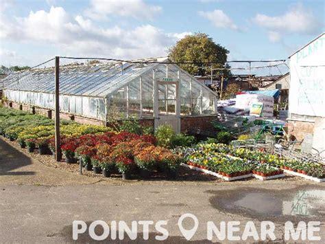 plant nursery   points