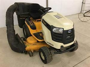 Cub Cadet Time Saver I 1050
