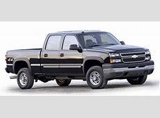 2001 2006 Chevrolet Silverado 1500hd Pre Owned Buyers