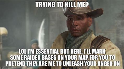 Preston Garvey Memes - 476 best images about fallout on pinterest valentines fallout new vegas and fallout