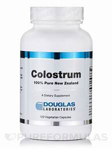 Colostrum 100  Pure New Zealand