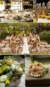 Fall Wedding Ideas and Colors