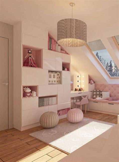 Kinderzimmer Mädchen Roller by Gestaltungsidee F 252 R Ein M 228 Dchenzimmer Im Rosa Design