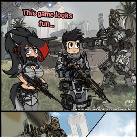 Titanfall Memes - meme center gearboy profile