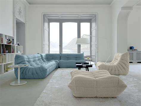 canape togo ligne roset togo sofas designer michel ducaroy ligne roset