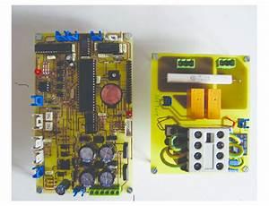 Block Diagram Of The Microcontroller Based Ef Welding