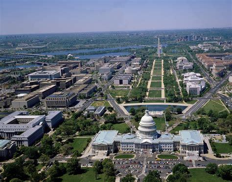 Houston Skyline Hd Wallpaper 9 Amazing Aerial Views Of Washington Dc