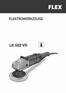Flex Lk 602vr Tools Download Manual For Free Now