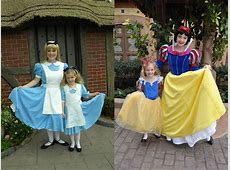 Tips for Dressing Your Daughter As a Princess at Disney World