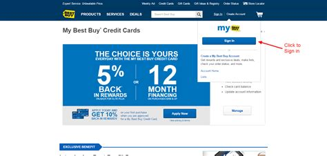 Best Buy Credit Card Online Login  Cc Bank