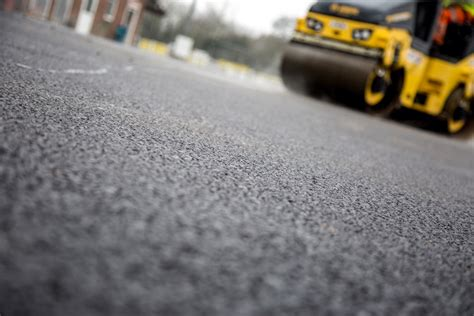 rubber hits  road